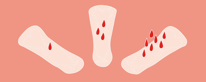 blod innan mens