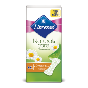 NATURAL CARE NORMAL LINERS