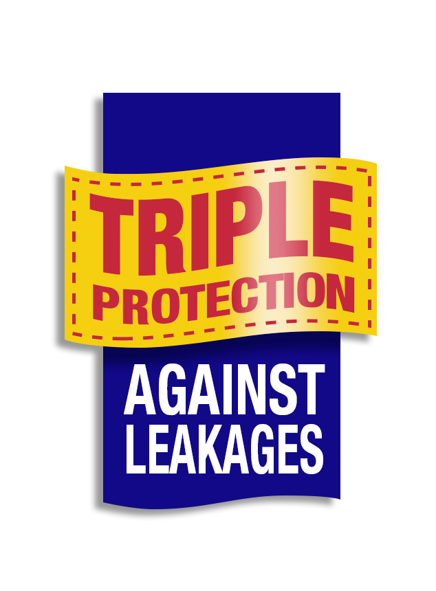 Protecție triplă