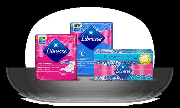 Menstruasjonsprodukter