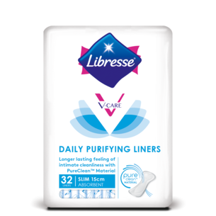 V-Care Daily Purifying Slim Liners
