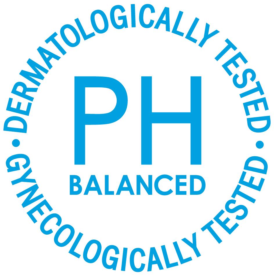 pH balanserad