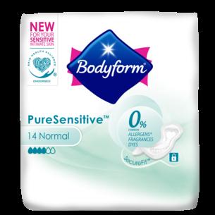 PureSensitive™ Ultra Normal Towels