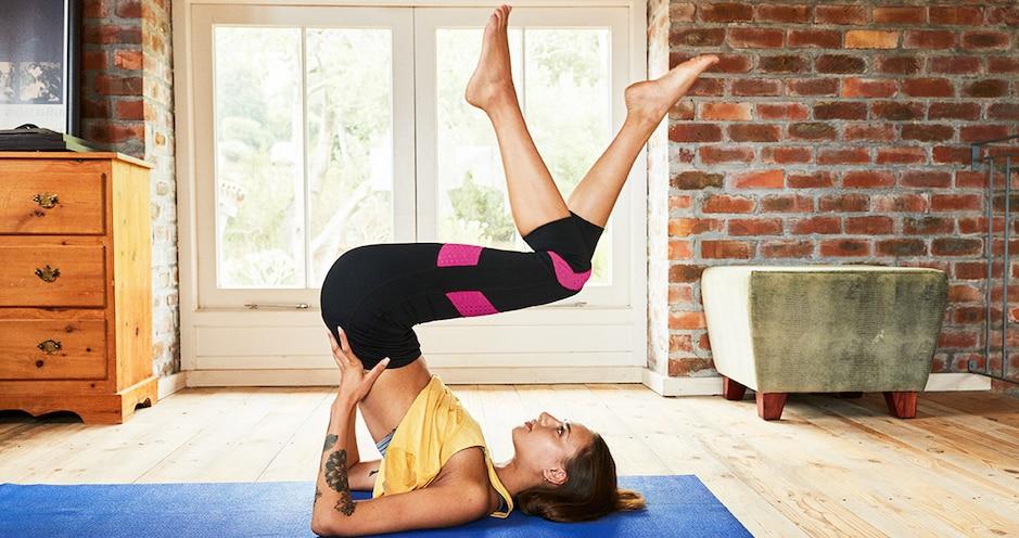 utebliven mens träning