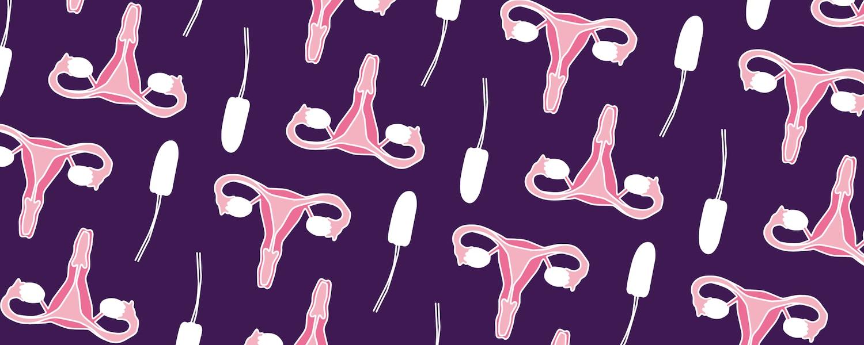 Tampon baarmoeder patroon